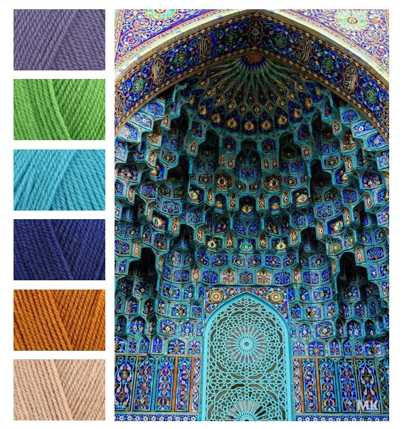 St Petersburg Mosque - Russia