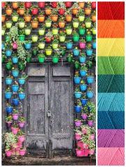 MB Rainbow wall