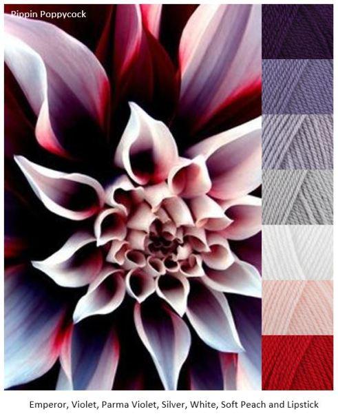 MB Dark Flower