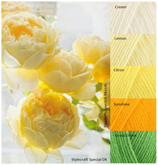MB Yellow Roses