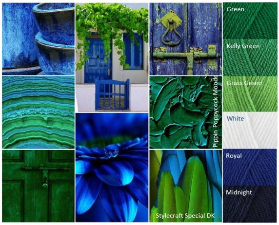 MB Blues and Greens