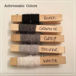 Achromatic