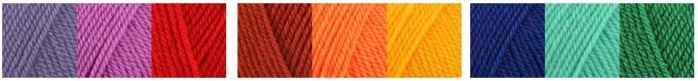 Amalogous Colors Mix.JPG