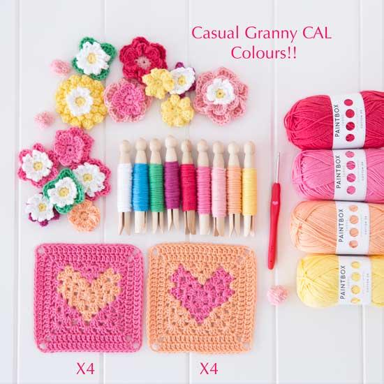 Crochet Along Directory